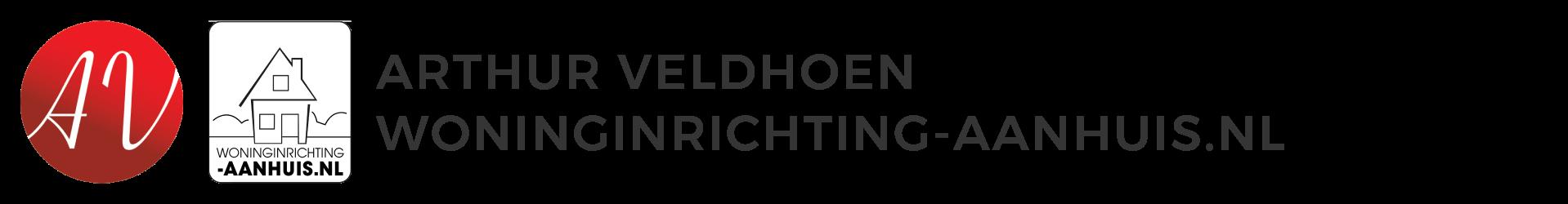 Logo Woninginrichting-Aanhuis Arthur Veldhoen